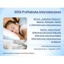 SOVA SILVER Komplet Pościeli 1+2(70/80) Pościel Antyroztoczowa