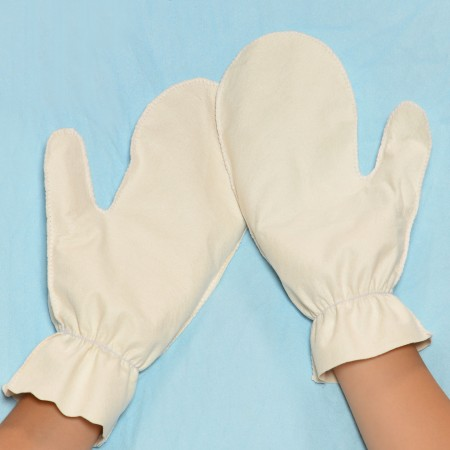 DERMASOVA Protective Gloves (3-6) Atopic Dermatitis