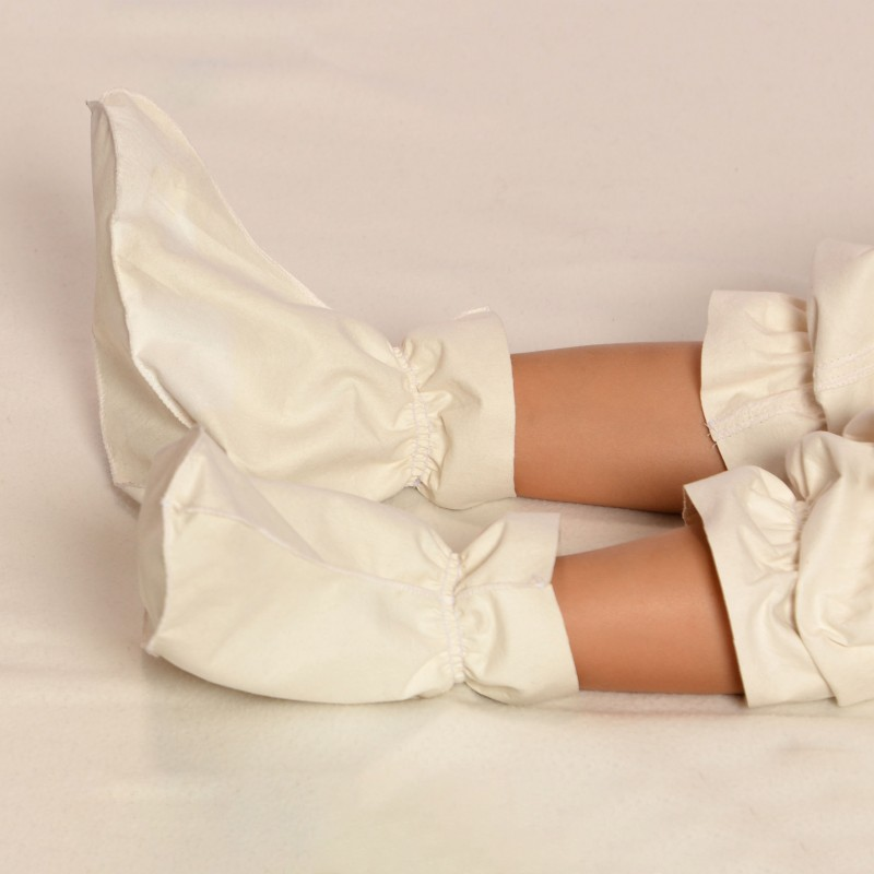 DERMASOVA Night Slippers (31-33) Atopic Dermatitis