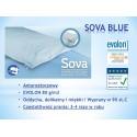 SOVA BLUE P-K 160/200 Antyroztoczowy Pokrowiec