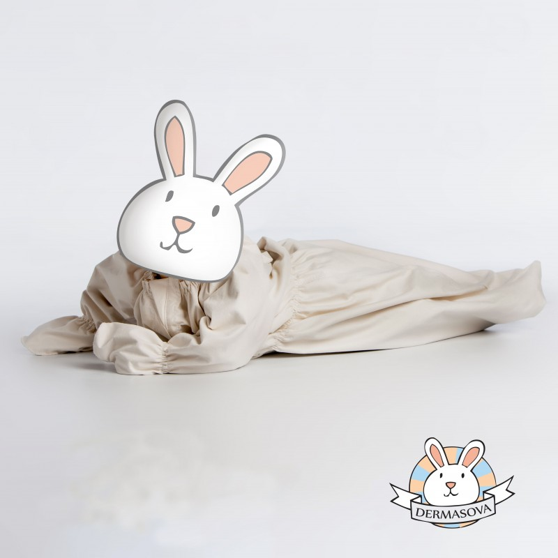 DERMASOVA Baby One-Piece Suit (74/80) Atopic Dermatitis